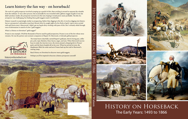 history on horseback book cover