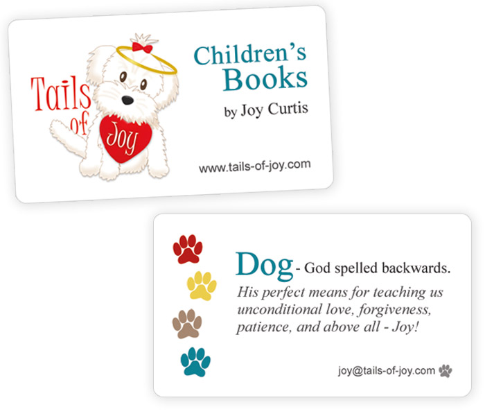 dog tails book